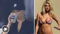Kate Upton -- What's In D Cup?