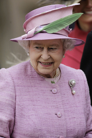 The Queen&#039;s Royal Hats of 2012 -- Top That!