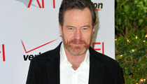 """Bryan Cranston: """"Total Recall"""" Gave Me Pink Eye!"""