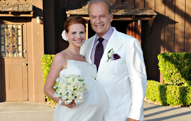 Kelsey Grammer Welcomes Daughter; Mourns Miscarriage of Twin Son