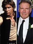 "Harrison Ford Turns 70 -- See The Cast of ""Star Wars"" Today!"