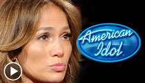 Jennifer Lopez -- I'm Quitting 'American Idol' Too