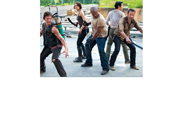 """Comic-Con Day 2: Watch Awesome New """"Walking Dead"""" Trailer!"""