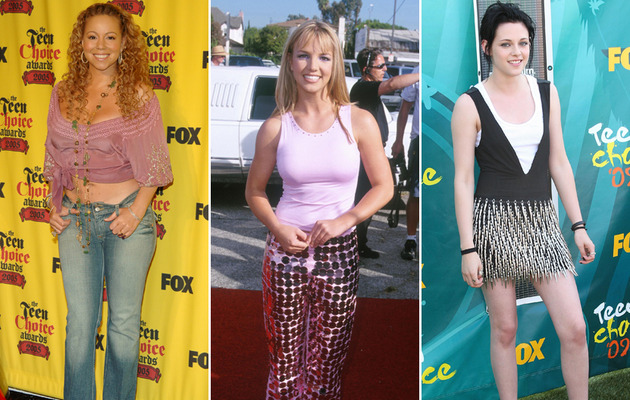 Worst Dressed Stars of Teen Choice Awards Past