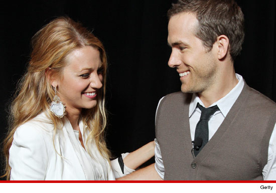 0714 blake lively ryan reynolds getty 3 Ryan Reynolds Married to Blake Lively ... According to Cops