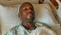 DMX Hospitalized After Four-Wheeler Accident