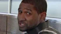 Usher -- DJ Got Us Fallin' In ... a Lawsuit