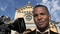 The Game -- My Reality Show Will Be a Trip ... Down the Aisle!