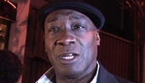 Michael Clarke Duncan -- His Heart Beats Strong