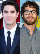 """Glee"" Star Darren Criss: Better Shaved or Scruffy?"