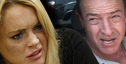 Lindsay Lohan to Dad -- You Shoulda Kept It In Your Pants