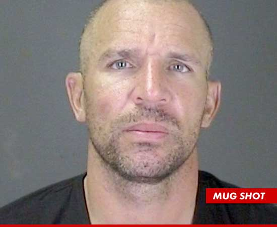 Jason Kidd's mug shot after being arrested for DWI.
