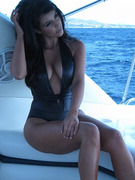 Kim Kardashian Shares Sexy Swimsuit Pics from Miami!