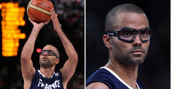 Tony Parker -- Beer (Bottle) Goggles