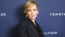 Uma Thurman Gives Birth to a Baby Girl!
