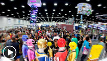Comic-Con -- A Nerd's-Eye-View