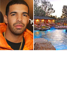 Drake Drops $7.7 Mill on Sick Estate