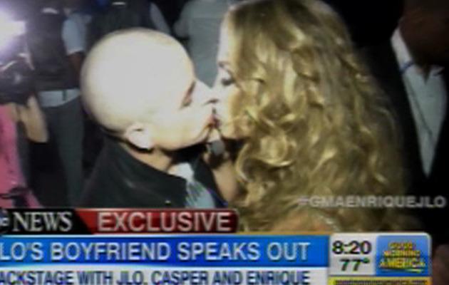 Jennifer Lopez Gushes Over Casper, Says She'd Marry Again