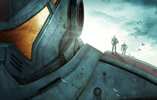 """Pacific Rim"" -- What We Know About The Super Secret Giant Robot Flick!"