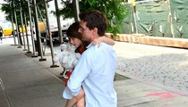 Tom Cruise Reunites with Daughter Suri in New York City