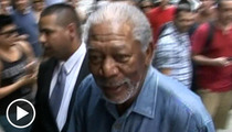 Morgan Freeman -- Best Actor on Earth!! Right?