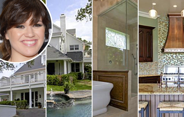 Kelly Clarkson Ditching Gorgeous Texas Ranch
