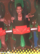 Kim Kardashian &amp; Kanye West Take Kylie &amp; Kendall to Six Flags!