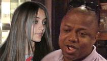 Paris Jackson -- My Uncle Randy Is a BIG, FAT LIAR