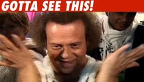 Richard Simmons -- Tiny Shorts, Huge Heart