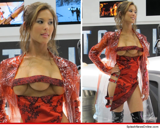 > 'TOTAL RECALL' The New 3 Boob'd Chick ... REVEALED - Photo posted in The TV and Movie Spot | Sign in and leave a comment below!