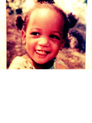 Tyra Banks Shares Pic of Her as a Kid, Makes Fun of Forehead