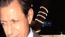 Jeff Goldblum's Ear -- Wiggle it, Just a Little Bit