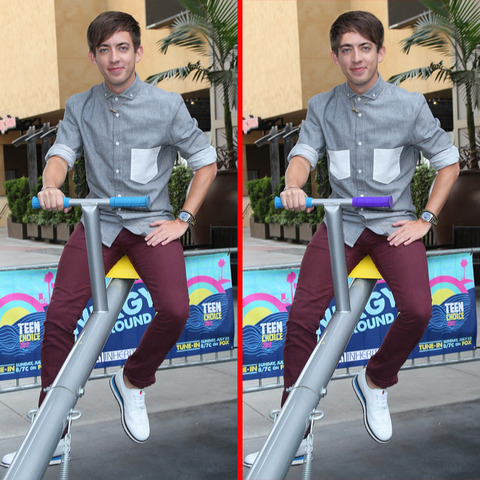 Can you spot the THREE differences in the Kevin McHale picture?