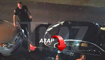A$AP Rocky -- Rapper Gets Cuffed and Stuffed [PHOTOS]