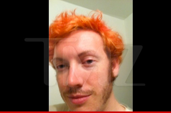 Adult Friend Finder photo of a man claiming to be James Holmes.