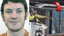James Holmes -- Facing EVICTION Prior to 'Batman' Massacre