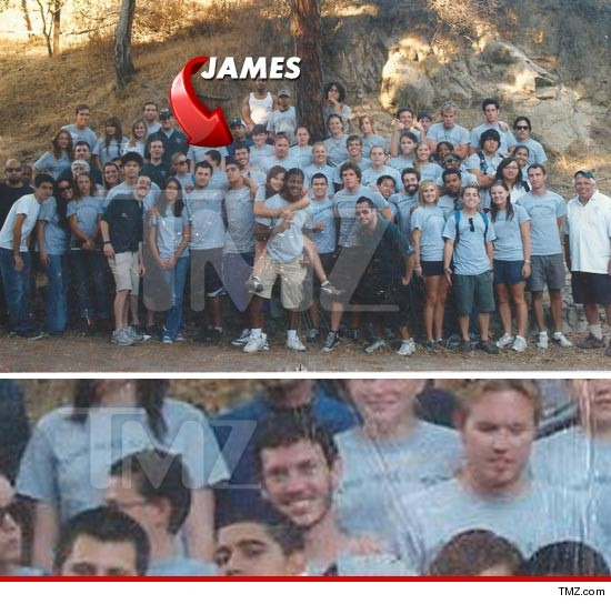 James Holmes -- Summer Camp Photos