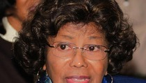 Katherine Jackson At Arizona Spa