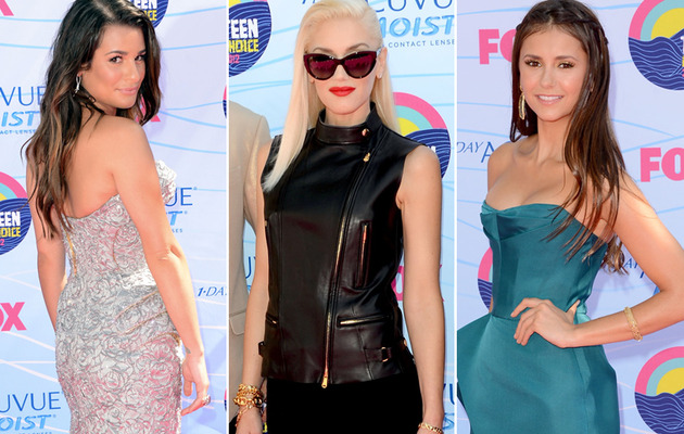 2012 Teen Choice Awards -- See All the Red Carpet Pics!
