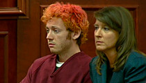 James Holmes -- Strange Behavior in Colorado Court