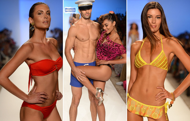 150 Sexy Swimsuits from Miami Fashion Week!