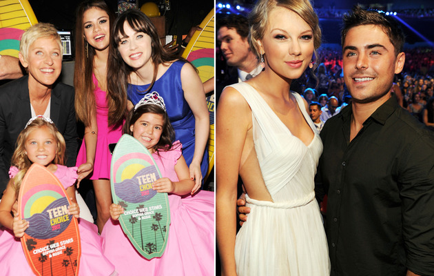 2012 Teen Choice Awards -- See Winners & Show Highlights!