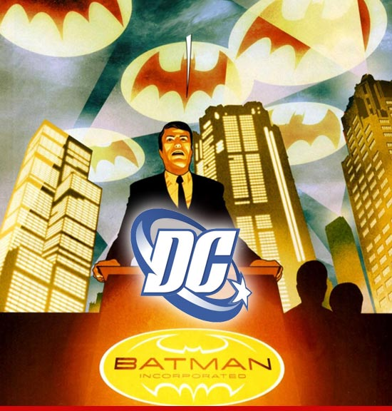 > DC Comics Postponing Batman Comic Over 'Dark Knight Rises' Shooting - Photo posted in The TV and Movie Spot | Sign in and leave a comment below!