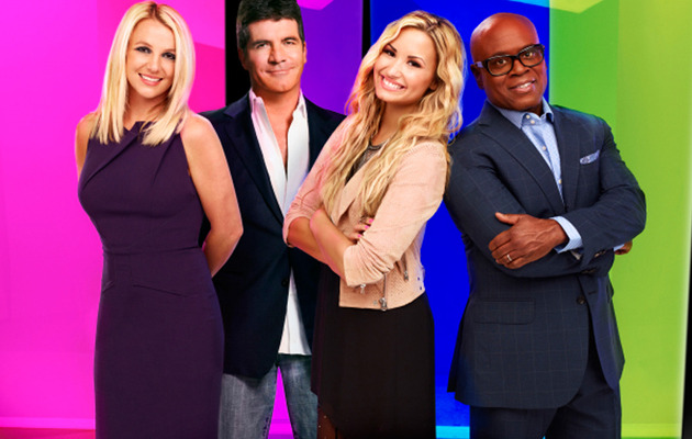 "Simon Cowell Wants Demi Lovato Back on ""The X Factor"""