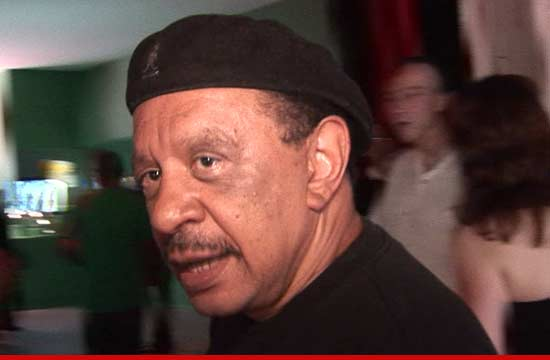 Sherman Hemsley has died.