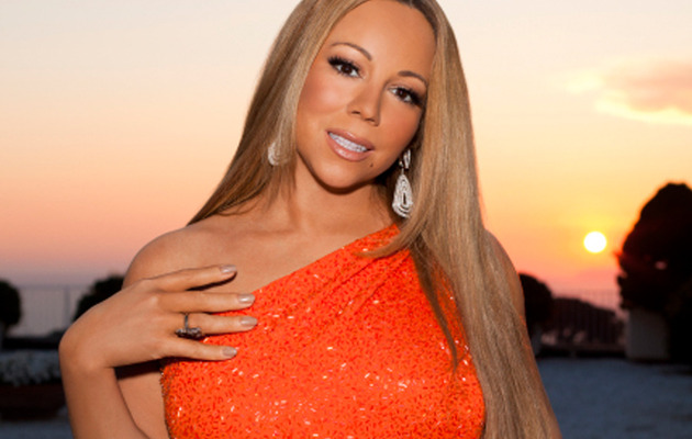 "Mariah Carey Looks Super Skinny in New ""American Idol"" Pic"