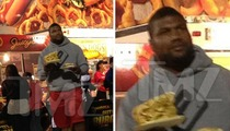 Rampage Jackson Eats Like a Fatty