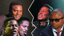 Marlon, Tito, Jackie Jackson -- Unlike Jermaine & Randy, We're NOT Money Grubbers