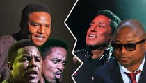 Marlon, Tito, Jackie Jackson -- Unlike Jermaine & Randy, We're NOT Money Grubbers