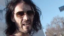 Russell Brand -- SENTENCED for iPhone Smash